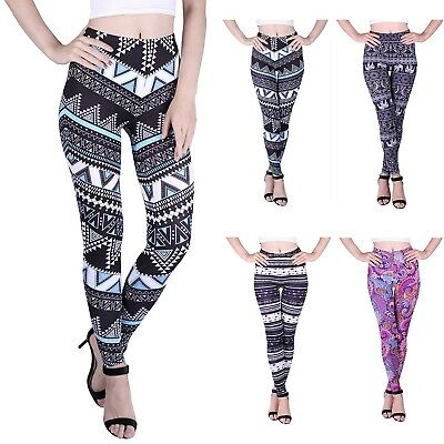 Women's Ultra Soft Leggings Regular Size Fashion Design Stretch Pants