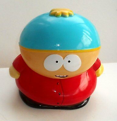 Vintage South Park - Eric Cartman Plastic MONEYBOX / BANK - 8 Inches High (2)