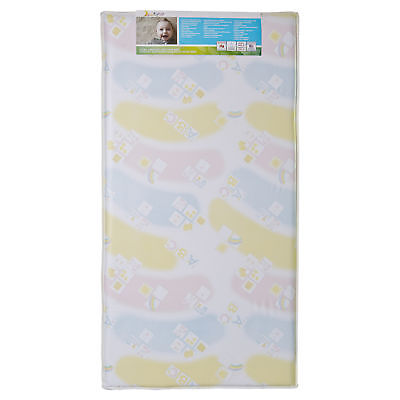 Dream On Me 5 inch Full Size Foam Crib and Toddler Bed Mattress - White