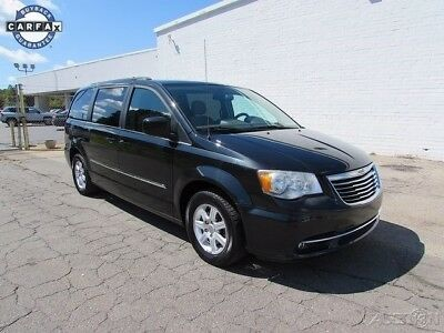 2012 Chrysler Town & Country Touring 2012 Chrysler Town & Country Touring Minivan/Van Used 3.6L V6 24V Automatic FWD