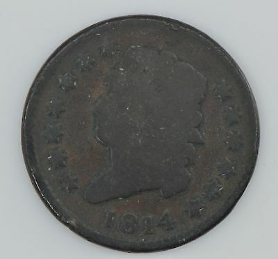 1814 Classic Head Large Cent *Z67