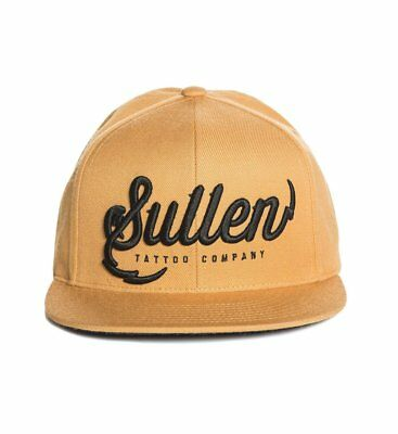 SULLEN CLOTHING VINTAGE Snapback Hat Navy Blue NEW -  23.99  a9053caac13b