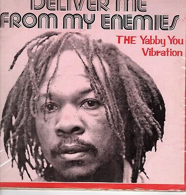 """"""" DELIVER ME FROM MY ENEMIES."""" yabby you. PROPHETS JA orig L.P.1978."""