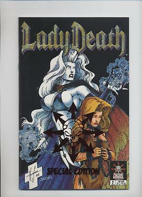 Lady Death 1.serie # 2 Special Edition Variant - Chaos - Top