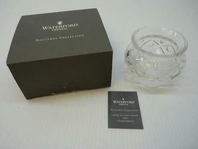 """WATERFORD CRYSTAL Nocturne IRELAND 5"""" Vase or Bowl EUC (gs)"""