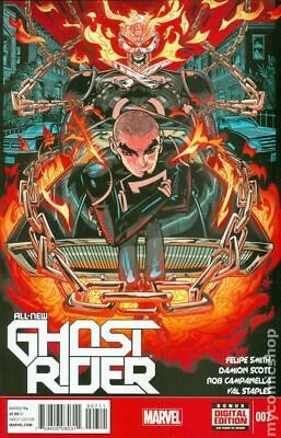 All New Ghost Rider (2014) #7 NM