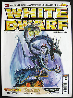 WHITE DWARF WD384 December 2011 Magazine