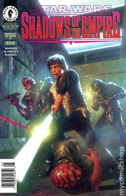 Star Wars Shadows of the Empire (1996) #5 FN