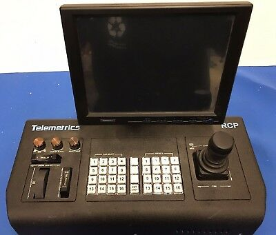 "Telemetrics Touch Screen 10.5"" RCP-TS-DM Monitor 103559C3"