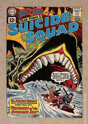Brave and the Bold (1955 1st Series DC) #39 FN/VF 7.0