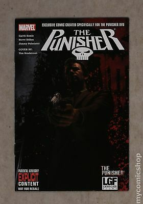 Punisher Countdown (2004) DVD Exclusive #0 FN/VF 7.0