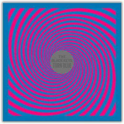 Turn Blue [Digipak] by The Black Keys (CD, May-2014, Nonesuch (USA) NEW!