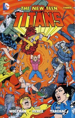 New Teen Titans TPB (2014-2017 DC) By Marv Wolfman and George Perez #3-1ST NM