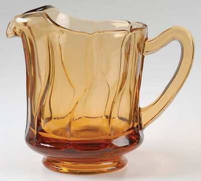 Fostoria JAMESTOWN AMBER 40 Oz Pitcher 1678534