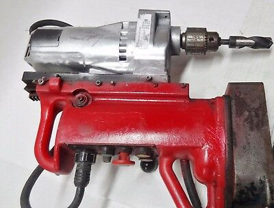 "Milwaukee 4262-1 Heavy-Duty 3/4"" Drill Motor 120V 11.5 Amp 08/L25896b"
