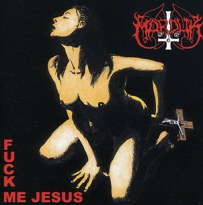Marduk - F**k Me Jesus [CD New]