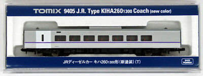 Tomix 9405 JR Type KIHA 260-1300 Coach (New Color) (N scale)