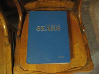 Rare Vintage 1970 Sears Roebuck Catalog Spring and Summer Hard Cover excellent