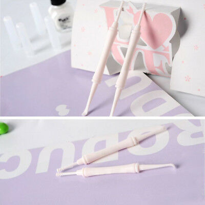 1x Ear Care Ear Wax Earpick Cleaner Plastic Curette Remover Stick Pick Tool New