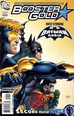 Booster Gold (2007 DC 2nd Series) #25 VF
