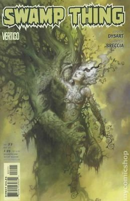 Swamp Thing (2004 4th Series) #22 FN