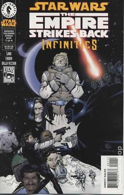 Star Wars Infinities The Empire Strikes Back (2002) #1 VF