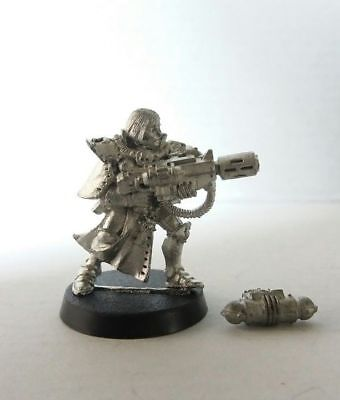 Warhammer SISTERS OF BATTLE MELTA GUN OOP - Stripped