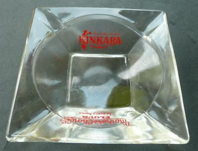 Vintage Kinkara Tea & Mother's Choice Flour Advertising Ashtray