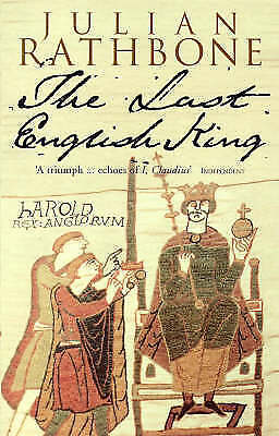 """AS NEW"" The Last English King, Rathbone, Julian, Book"