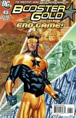 Booster Gold (2007 DC 2nd Series) #43 VF