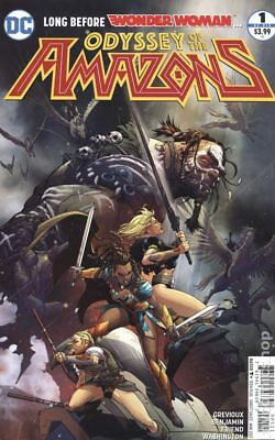 Odyssey of the Amazons (2016 DC) #1A NM