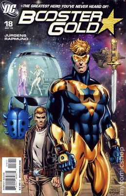 Booster Gold (2007 DC 2nd Series) #18 VG LOW GRADE