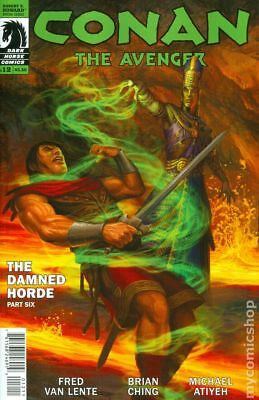 Conan the Avenger (2014) #12 VF