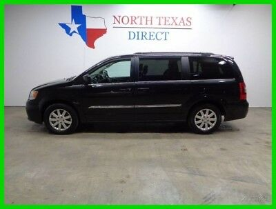 2015 Chrysler Town & Country Touring TV DVD Back Up Camera Leather 2015 Touring TV DVD Back Up Camera Leather Used 3.6L V6 24V Automatic
