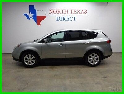 2006 Subaru Tribeca Limited 7-Pass All Wheel Drive Leather Heated Seat 2006 Limited 7-Pass All Wheel Drive Leather Heated Seat Used 3L H6 24V Automatic