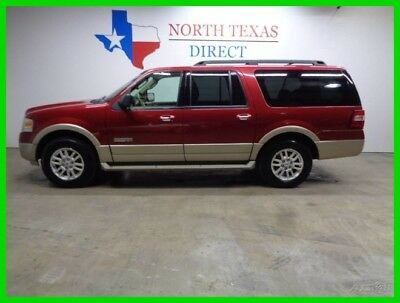 2007 Ford Expedition Eddie Bauer 4WD Leather Heated Cooled Seats TV DVD 2007 Eddie Bauer 4WD Leather Heated Cooled Seats TV DVD Used 5.4L V8 24V SUV