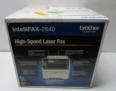 Brother IntelliFAX-2840 All-In-One Laser Printer