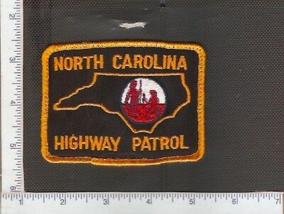 for sale1 vintage police shoulder patch, North Carolina State Police.(Ver.3)