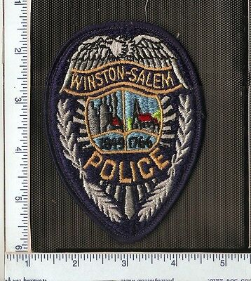 for sale, 1 Winston Salem Police Department shoulder patch.