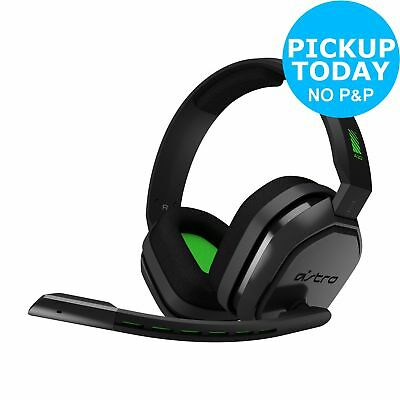 Astro A10 Xbox One Headset - Black & Green