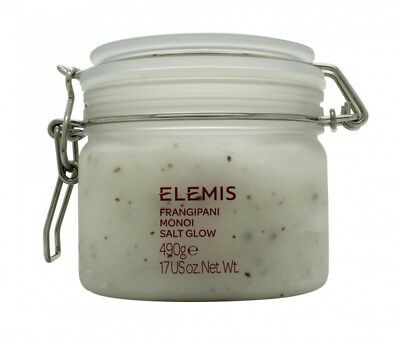 Elemis Frangipani Salt Glow Body Scrub  - Women's For Her. New. Free Shipping