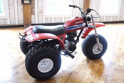 1981 Honda ATC 185S  1981 Honda ATC 185S Classic Vintage Honda; The Holy Grail of All Terrain Cycles!