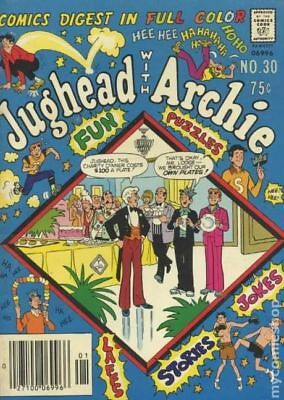 Jughead with Archie Digest (1974) #30 VG 4.0 LOW GRADE