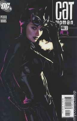 Catwoman (2002 3rd Series) #46 VG+ 4.5