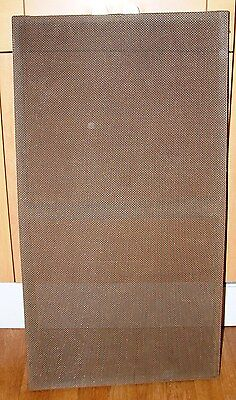 Original Lowther Acousta Mk.1 Horn Cabinet Front Grille And Frame
