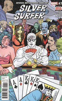 Silver Surfer (2016) #7 NM