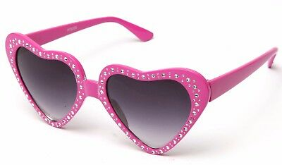 Heart Halloween Costume Glasses Perfect for Cosplay