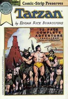 Tarzan Series (1986 Blackthorne) #2 VG 4.0 LOW GRADE