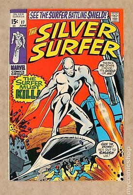 Silver Surfer (1968 1st Series) #17 VF 8.0
