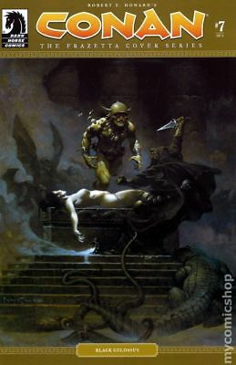 Conan Frazetta Cover Collection (2007) #7 VF